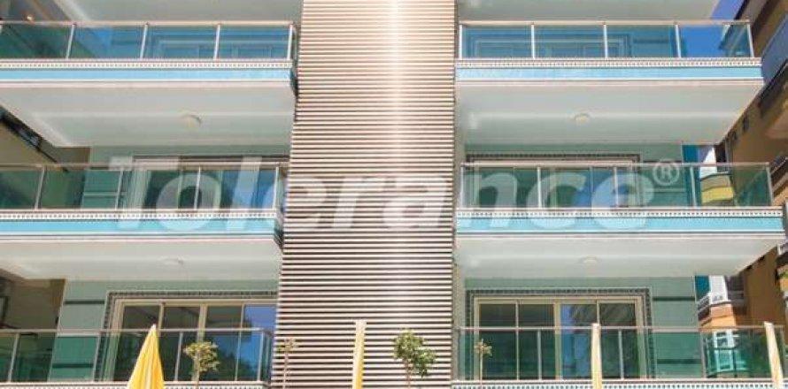 Квартира 2+1 в Аланье, Анталья, Турция №3879