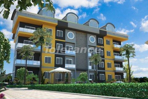 Продажа квартиры в Аланье, Анталья, Турция 2+1, №3400 – фото 4