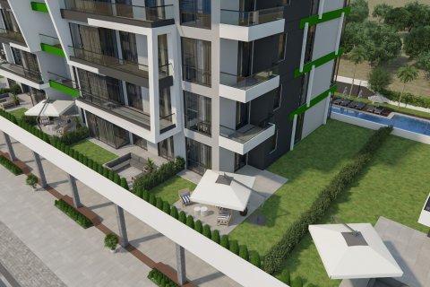 Жилой комплекс в Каргыджаке, Аланья, Анталья, Турция №2724 – фото 4