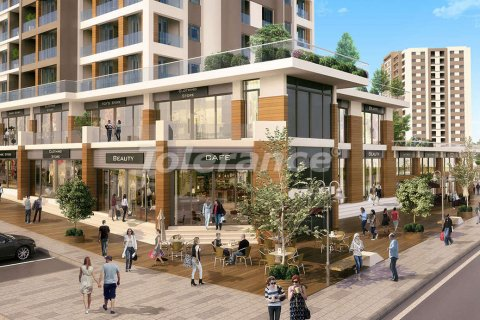 Продажа квартиры в Стамбуле, Турция 1+1, 70м2, №3806 – фото 5