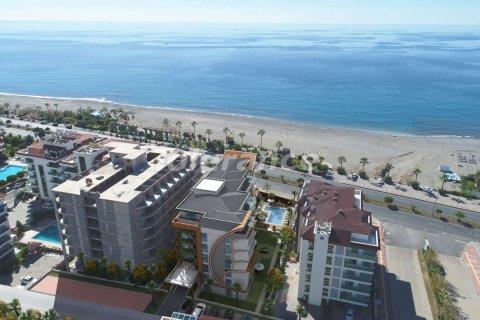 Продажа квартиры в Аланье, Анталья, Турция 1+1, 76м2, №3830 – фото 5