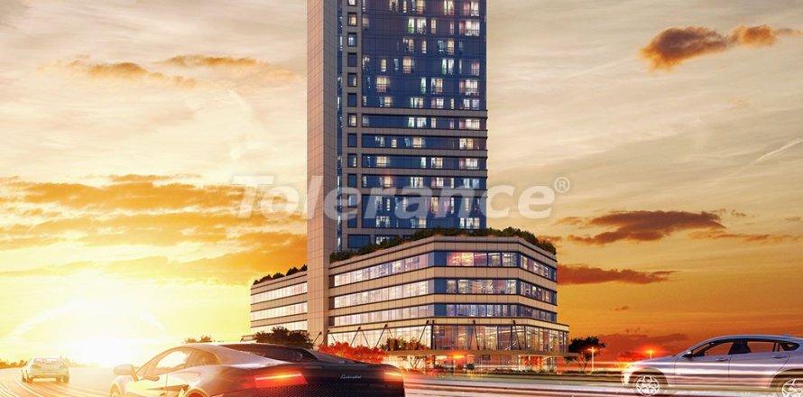 Коммерческая недвижимость 73м2 в Стамбуле, Турция №2996