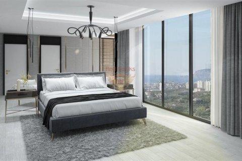 Продажа квартиры в Аланье, Анталья, Турция 3+1, №2562 – фото 8