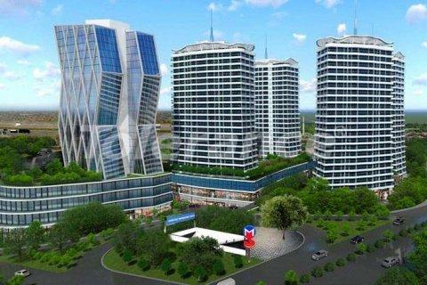 Продажа квартиры в Стамбуле, Турция 1+1, 80м2, №3433 – фото 1