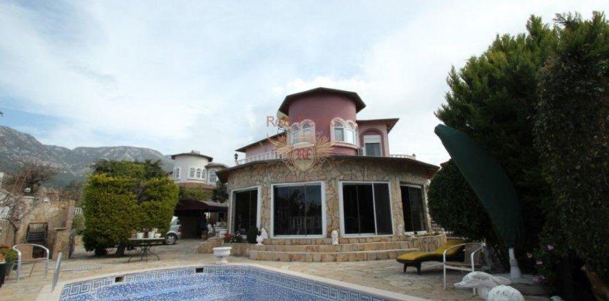 Вилла 4+1 в Аланье, Анталья, Турция №2614