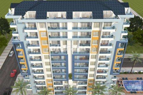 Продажа квартиры в Махмутларе, Анталья, Турция 2+1, 64м2, №3470 – фото 2