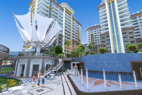 Продажа квартиры в Аланье, Анталья, Турция 4+1, 230м2, №2539 – фото 9