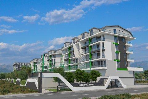 Жилой комплекс в Каргыджаке, Аланья, Анталья, Турция №2724 – фото 5