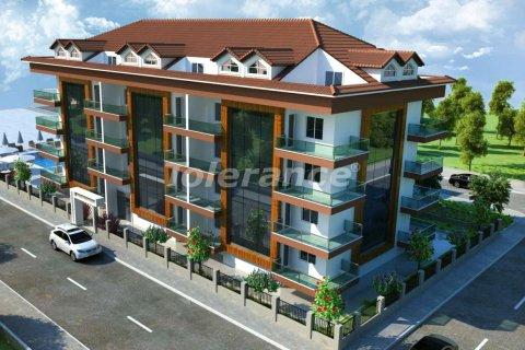 Продажа квартиры в Аланье, Анталья, Турция 1+1, 48м2, №3674 – фото 3