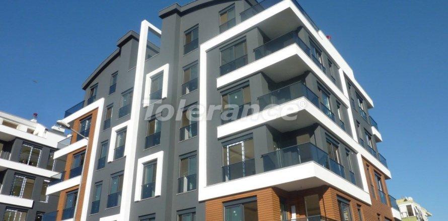 Квартира 4+1 в Анталье, Турция №3181