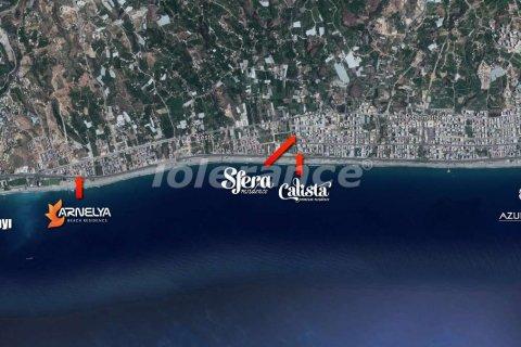 Продажа квартиры в Аланье, Анталья, Турция 1+1, 76м2, №3830 – фото 8