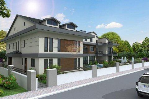 Продажа квартиры в Фетхие, Мугла, Турция 2+1, 70м2, №2603 – фото 3