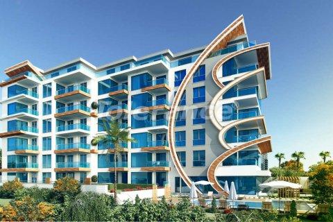 Продажа квартиры в Аланье, Анталья, Турция 1+1, 76м2, №3830 – фото 2