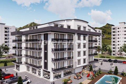 Продажа квартиры в Аланье, Анталья, Турция 3+1, №3053 – фото 3