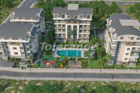 Продажа квартиры в Аланье, Анталья, Турция 2+1, 70м2, №3103 – фото 2