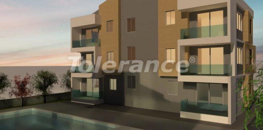 Квартира 2+1 в Белеке, Анталья, Турция №3045