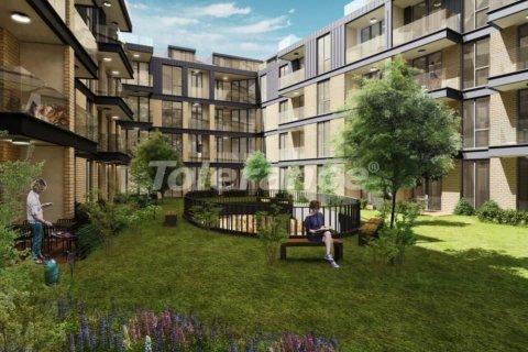 Продажа квартиры в Стамбуле, Турция 1+1, 63м2, №3085 – фото 3
