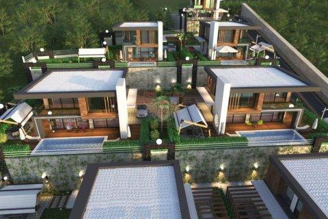 Продажа виллы в Аланье, Анталья, Турция 4+1, 200м2, №2574 – фото 1