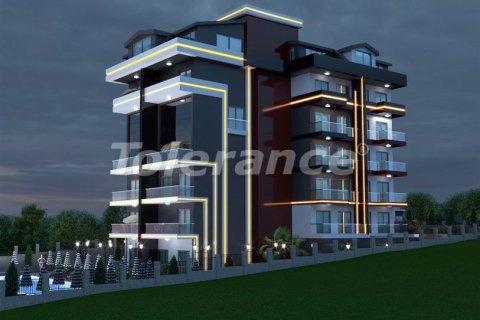 Продажа квартиры в Аланье, Анталья, Турция 3+1, №3059 – фото 8