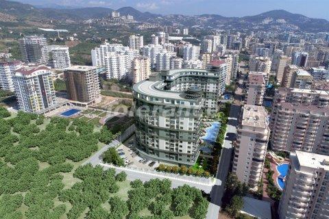 Продажа квартиры в Махмутларе, Анталья, Турция 1+1, №3296 – фото 10