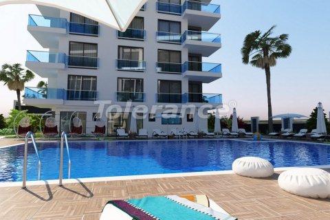 Продажа квартиры в Махмутларе, Анталья, Турция 1+1, №3083 – фото 2