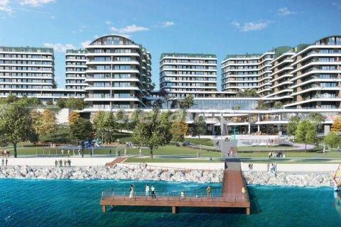 Продажа квартиры в Стамбуле, Турция 2+1, №3173 – фото 1