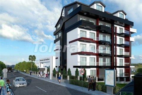 Продажа квартиры в Аланье, Анталья, Турция 3+1, №3059 – фото 1