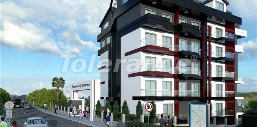 Квартира 3+1 в Аланье, Анталья, Турция №3059