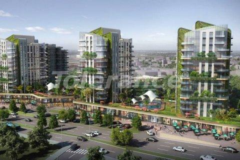 Продажа квартиры в Стамбуле, Турция 1+1, 87м2, №3147 – фото 1