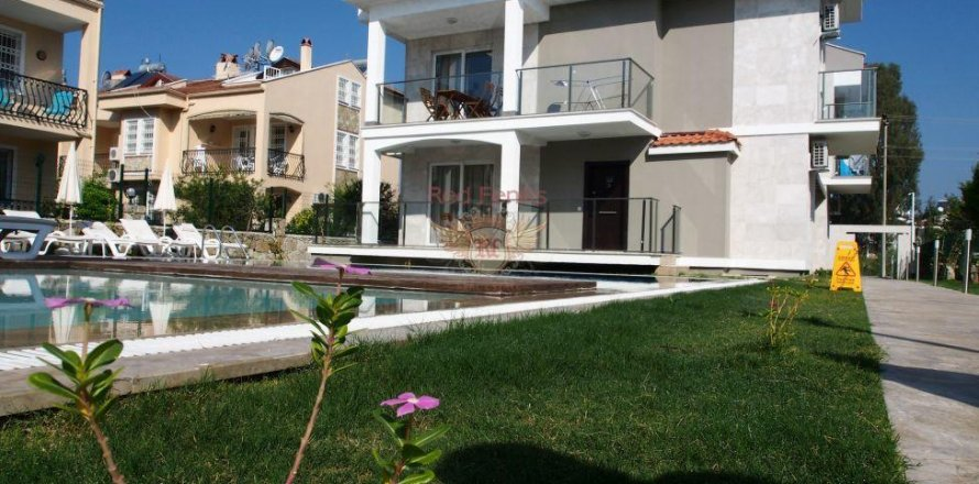 Квартира 1+1 в Фетхие, Мугла, Турция №2592