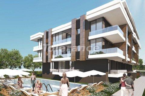 Продажа квартиры в Коньяалты, Анталья, Турция 2+1, 50м2, №2994 – фото 1