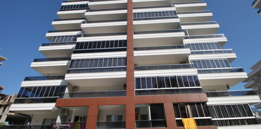 Квартира 1+1 в Махмутларе, Анталья, Турция №2903