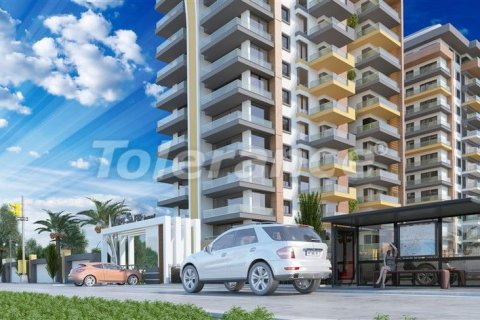 Продажа квартиры в Махмутларе, Анталья, Турция 1+1, 67м2, №3042 – фото 3