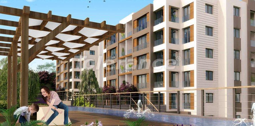 Квартира 1+1 в Стамбуле, Турция №3806