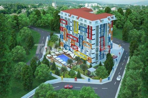 Продажа квартиры в Аланье, Анталья, Турция 3+1, 38м2, №3840 – фото 3