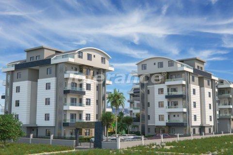 Продажа квартиры в Аланье, Анталья, Турция 2+1, 70м2, №3103 – фото 4