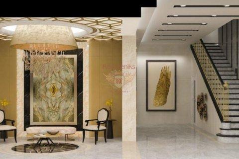 Продажа квартиры в Аланье, Анталья, Турция 4+1, 250м2, №2535 – фото 11