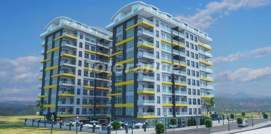 Квартира 4+1 в Аланье, Анталья, Турция №3032