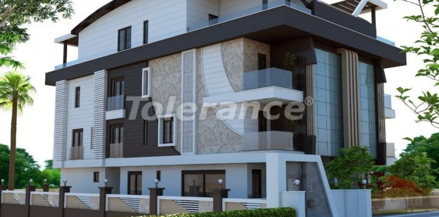 Квартира 4+1 в Коньяалты, Анталья, Турция №3256