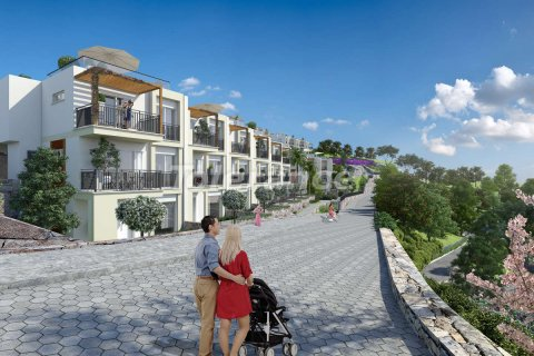 Продажа квартиры в Бодруме, Мугла, Турция 2+1, 60м2, №3457 – фото 6