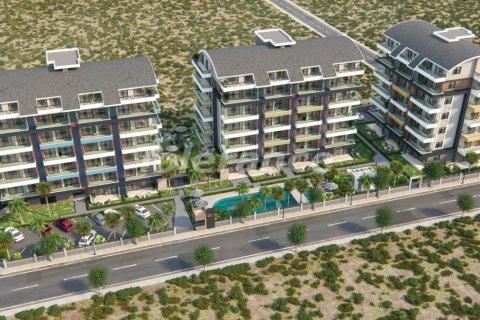Продажа квартиры в Аланье, Анталья, Турция 1+1, №3097 – фото 6