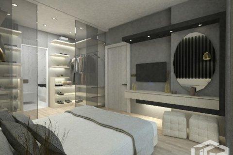 Продажа квартиры в Аланье, Анталья, Турция 1+1, 57м2, №2727 – фото 4