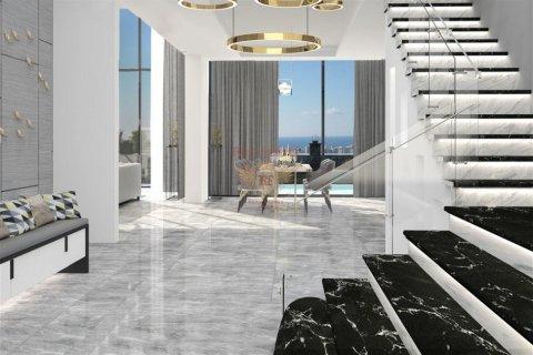 Продажа квартиры в Аланье, Анталья, Турция 3+1, №2562 – фото 5