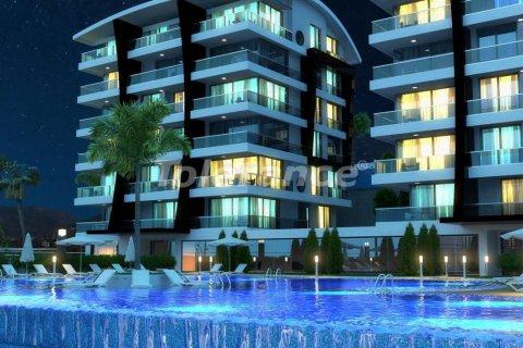 Продажа квартиры в Аланье, Анталья, Турция 2+1, 60м2, №3726 – фото 3