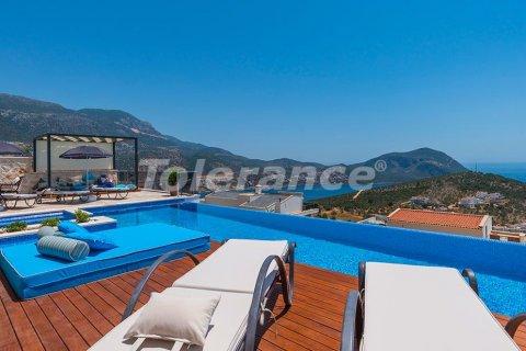Продажа виллы в Калкане, Анталья, Турция 4+1, 260м2, №3370 – фото 4