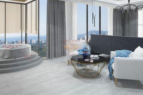 Продажа квартиры в Аланье, Анталья, Турция 3+1, №2562 – фото 7