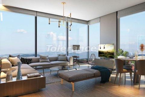 Продажа квартиры в Стамбуле, Турция 1+1, №2969 – фото 6
