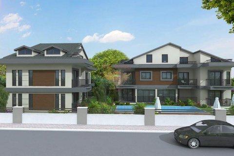 Продажа квартиры в Фетхие, Мугла, Турция 2+1, 70м2, №2603 – фото 1