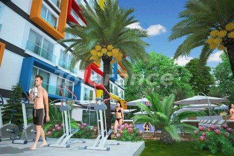 Продажа квартиры в Аланье, Анталья, Турция 3+1, 38м2, №3840 – фото 5