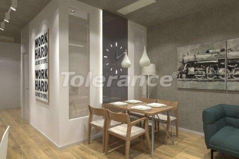 Продажа квартиры в Стамбуле, Турция 1+1, 60м2, №3163 – фото 5
